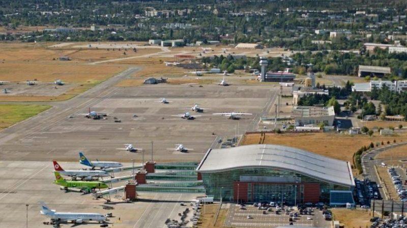 список аэропортов Грузии