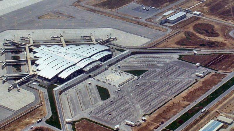 Энфида аэропорт в Тунисе