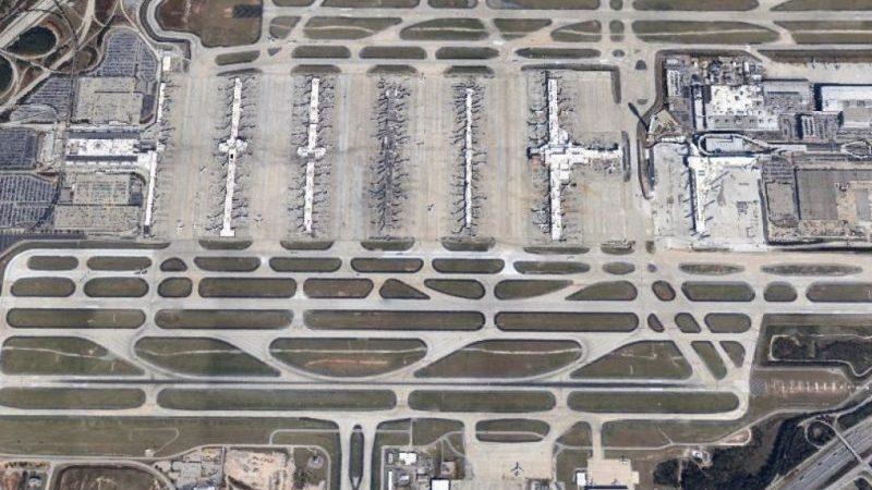 аэропорт США Флорида