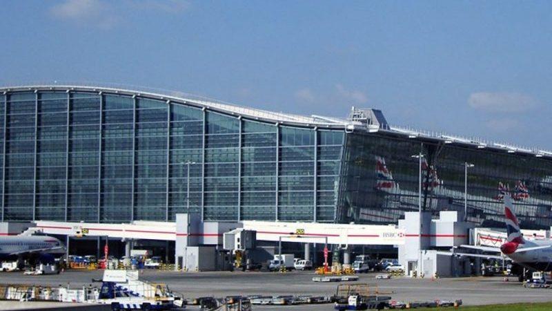 аэропорт Гатвик Лондон