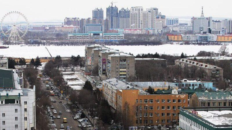расстояние Москва Благовещенск