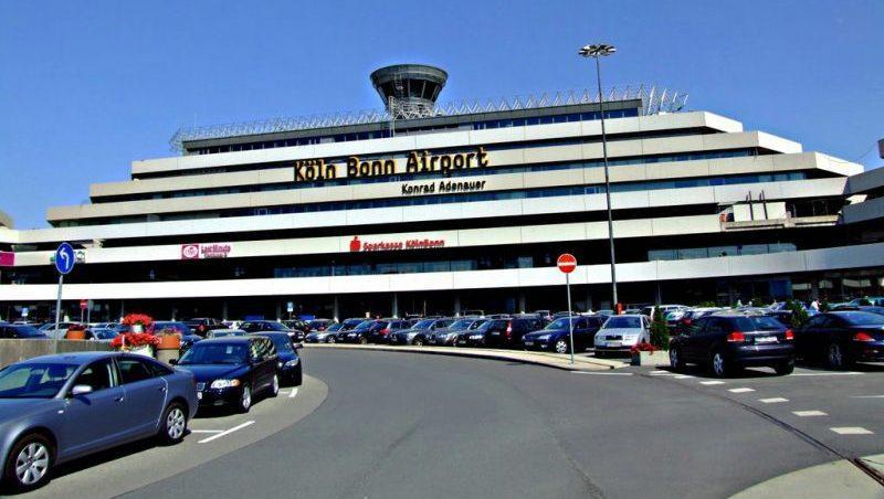 список международных аэропортов Германии2