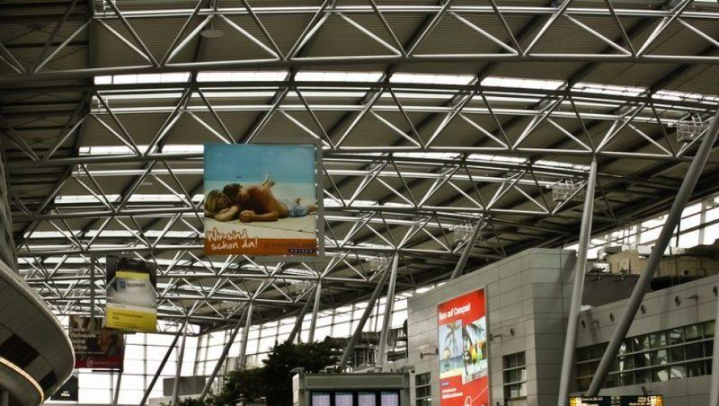 международные аэропорты Германии на карте2