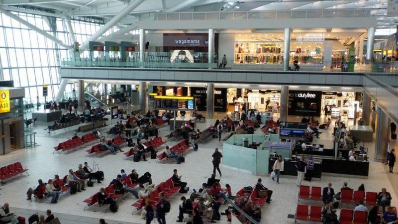 аэропорт Лондон Станстед