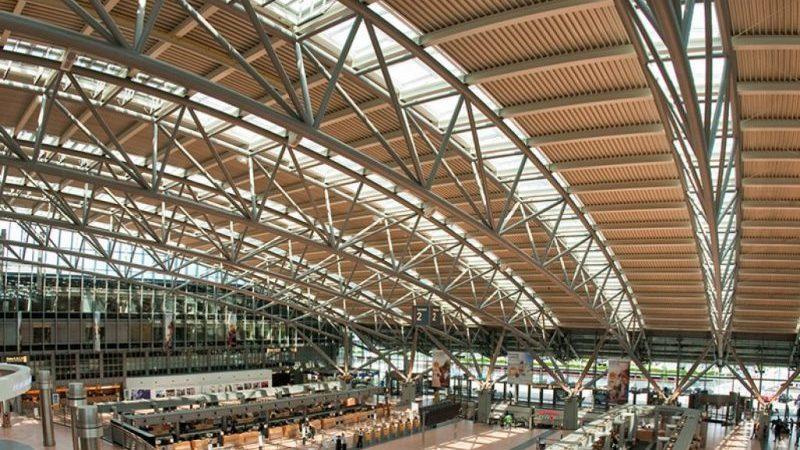 крупнейший аэропорт Германии2