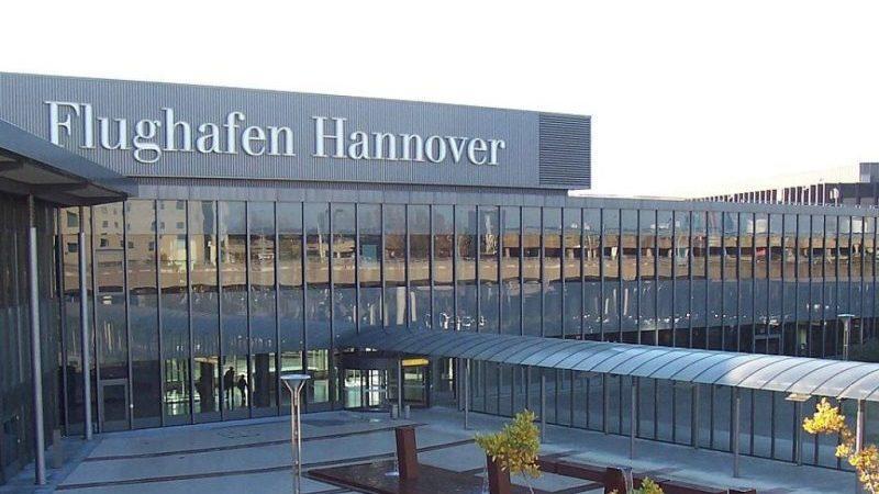 аэропорт Германии Франкфурт2