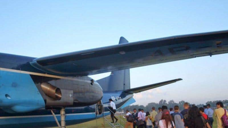 Шри-Ланка аэропорт прилета из Москвы