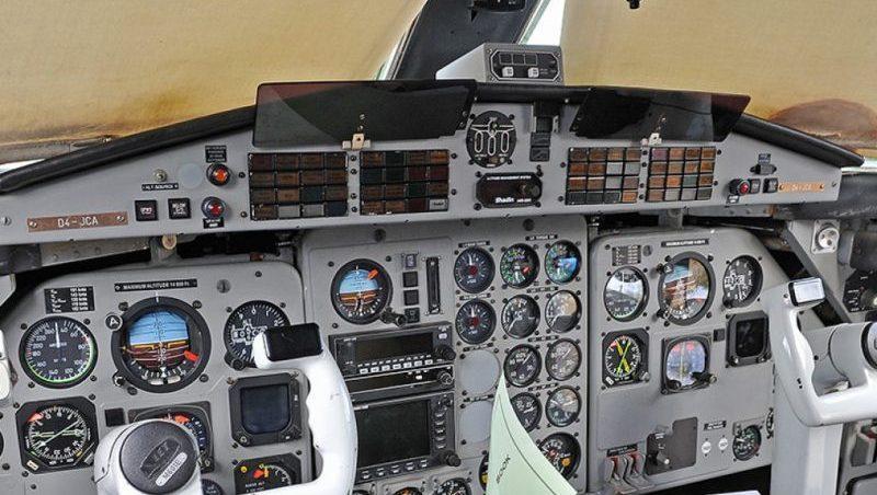 turbolet Let L-410
