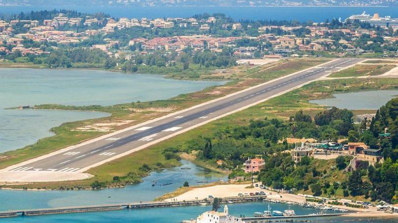 аэропорт Керкира