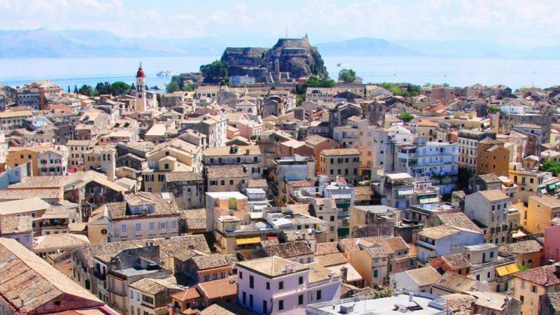 сколько часов лететь из Санкт-Петербурга в Грецию