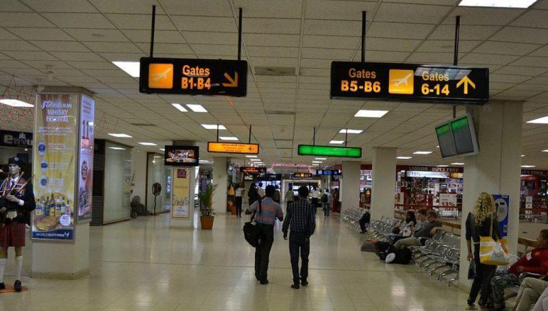 международный аэропорт Шри-Ланки