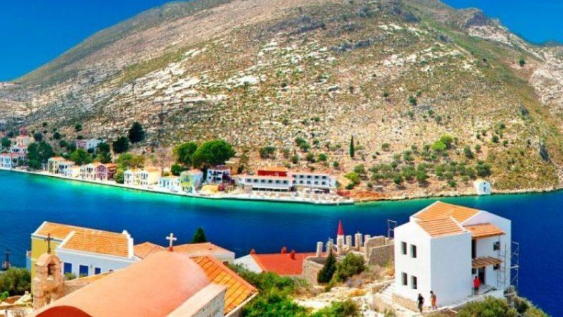 погода в Греции летом