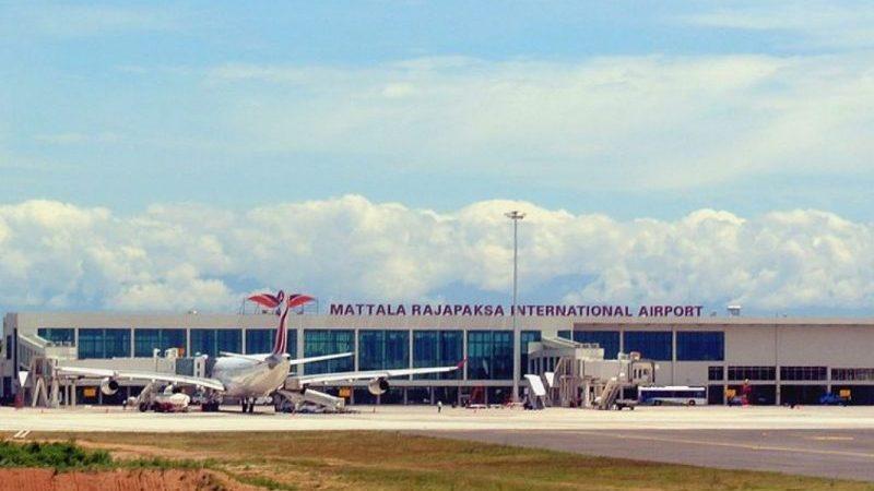 название аэропорта Шри-Ланки