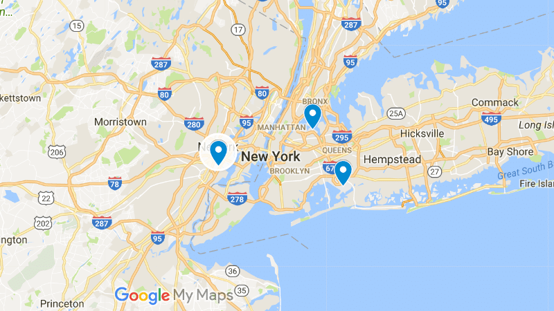 аэропорт Кеннеди Нью Йорк