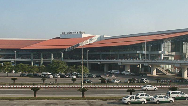 международные аэропорты Вьетнама куда прилетают из России
