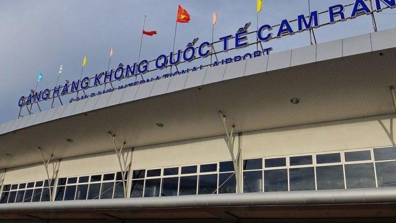карта Вьетнама с курортами на русском языке с аэропортами