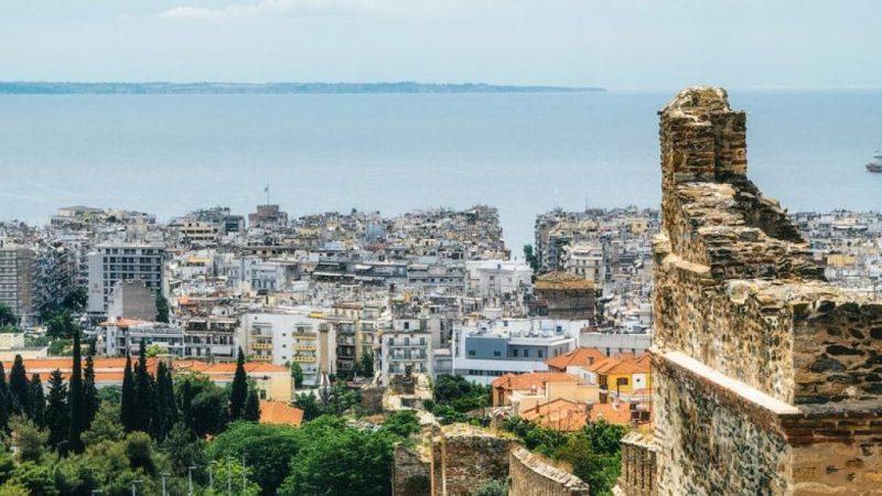 сколько лететь до Греции из СПб