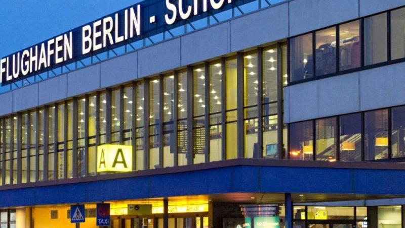 аэропорт Германии Франкфурт