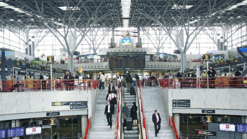 список международных аэропортов Германии