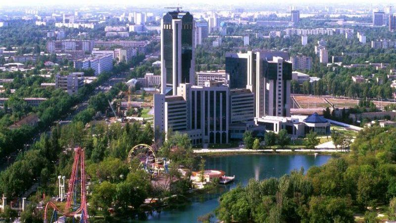 Москва Ташкент время полёта