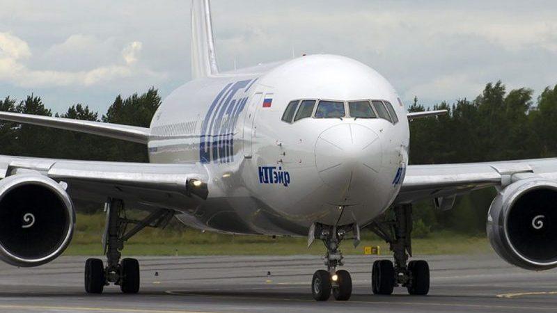 Боинг 767 200 ЮТэйр схема салона