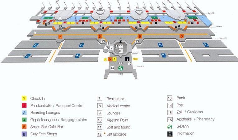 аэропорт Мюнхена Мемминген на карте