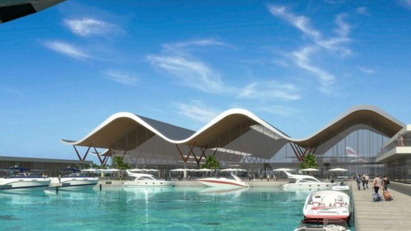 аэропорт Мальдив Мале