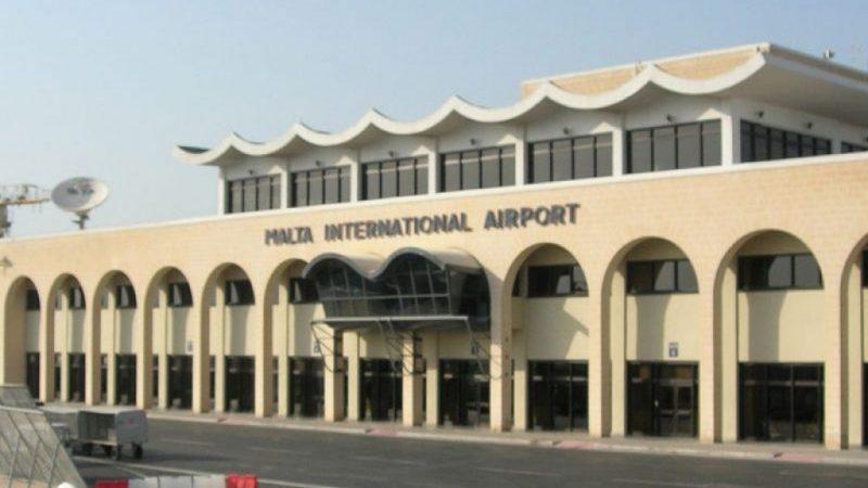 название второго аэропорта на Мальте