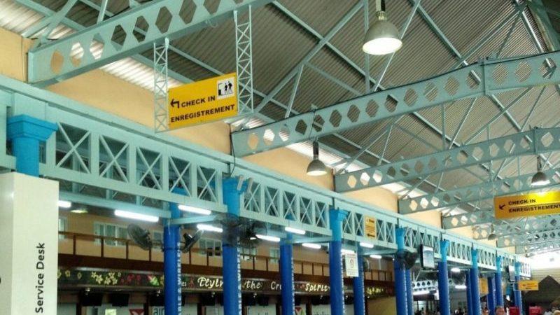 Сейшелы международный аэропорт