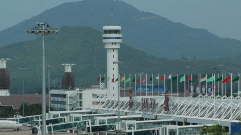 самые крупные аэропорты Китая