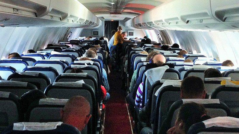 Боинг 757 200 Роял Флайт схема салона лучшие места