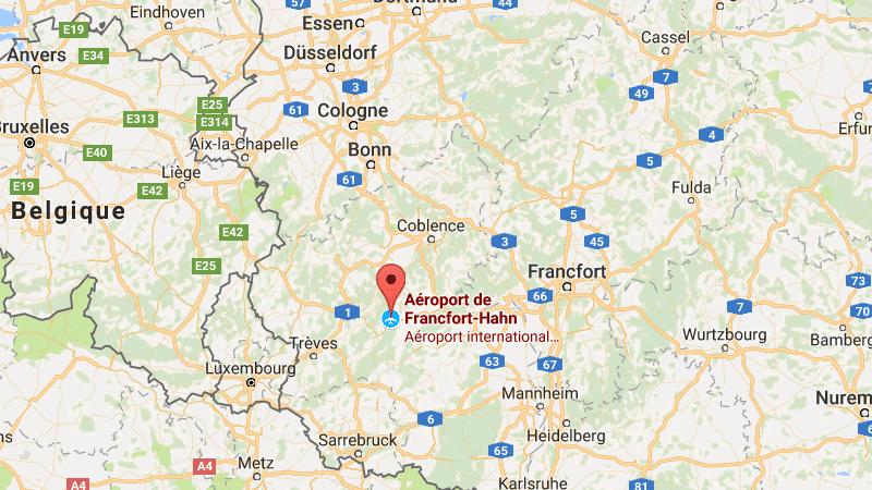 аэропорт Франкфурт-на-Майне как добраться до города