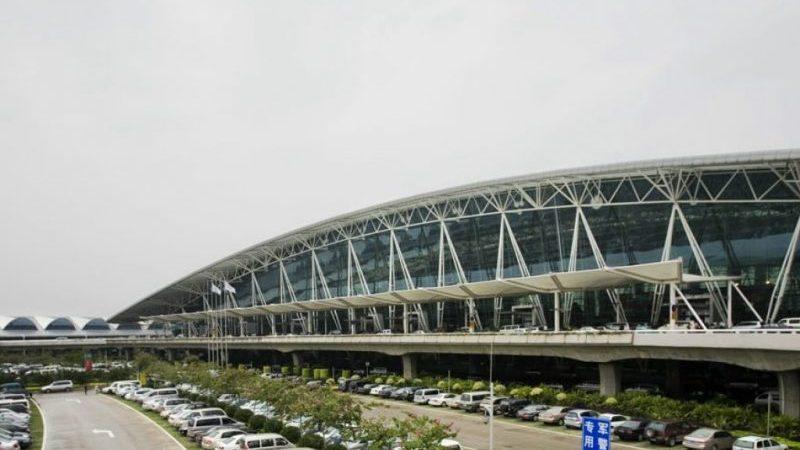 международные аэропорты Китая на карте1