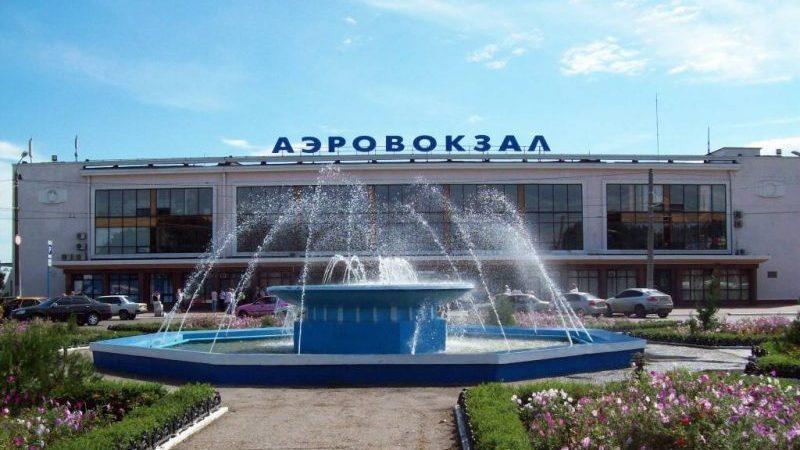 аэропорты Украины на карте1
