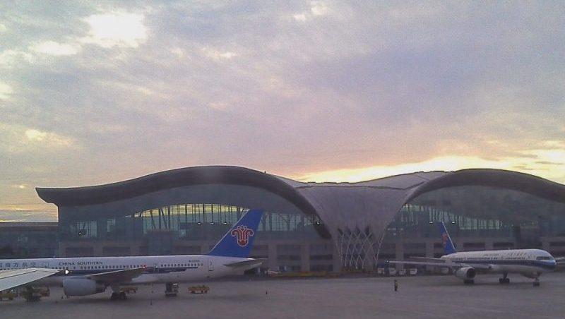 аэропорт Китая Санья1