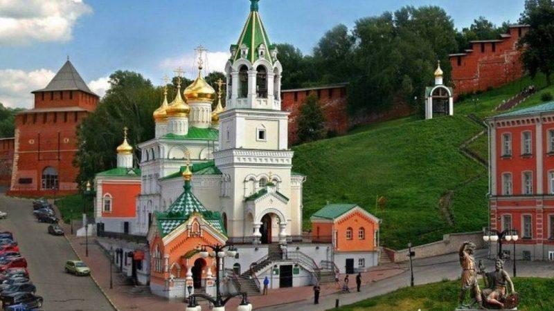 Время полета Москва — Нижний Новгород