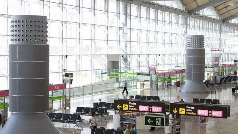 Время полета Москва — Аликанте