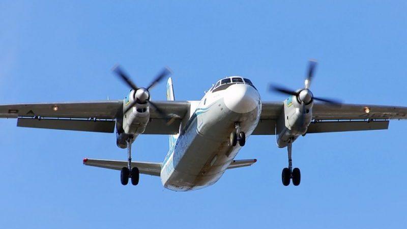Технические характеристики самолета Ан-24