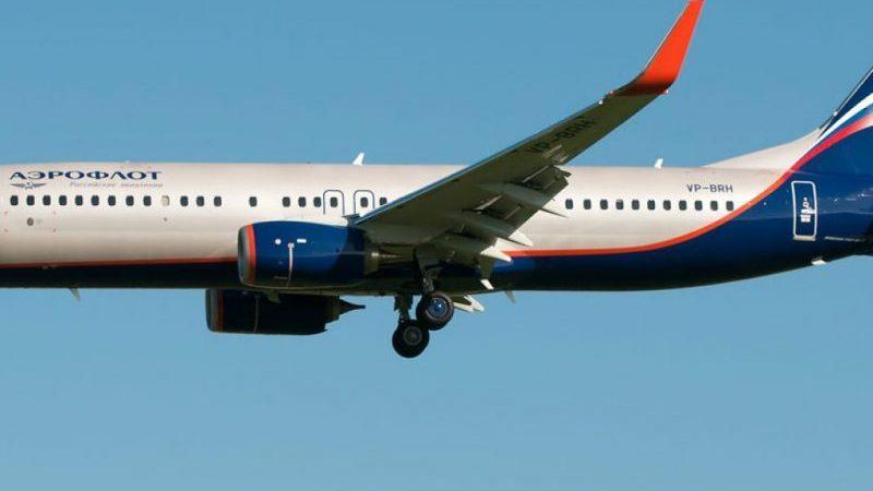 Схема салона Боинг (Boeing) 737-800 Jet Аэрофлот