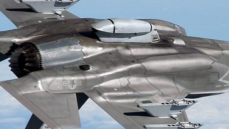Характеристики самолета F-35