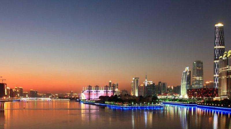 Сколько лететь до Гуанчжоу из Москвы