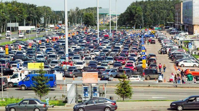 """Как добраться из Подольска в аэропорт """"Домодедово"""""""