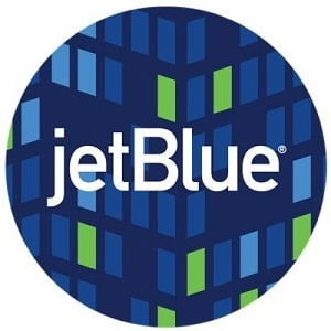 "Бюджетная американская авиакомпания ""JetBlue Airways"""