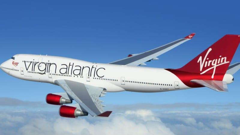 """Обзор британской авиакомпании """"Virgin Atlantic Airlines"""""""