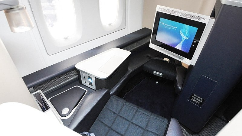 Одна из крупнейших авиакомпаний в Европе - британский национальный авиаперевозчик British Airways
