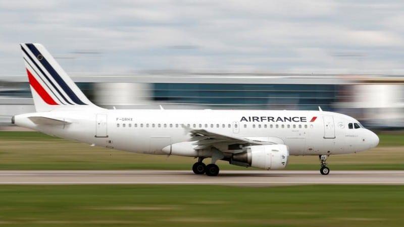Национальная французская авиакомпания Air France (Эйр Франс)
