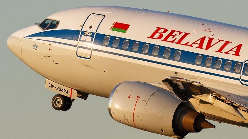 Лидер среди белорусских авиакомпаний - ОАО Belavia