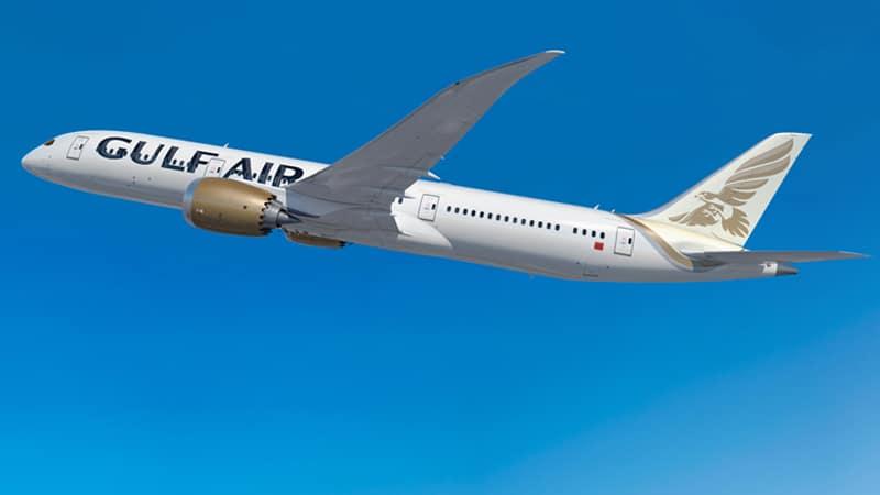 """Национальная флагманская авиакомпания королевства Бахрейн """"Gulf air"""""""