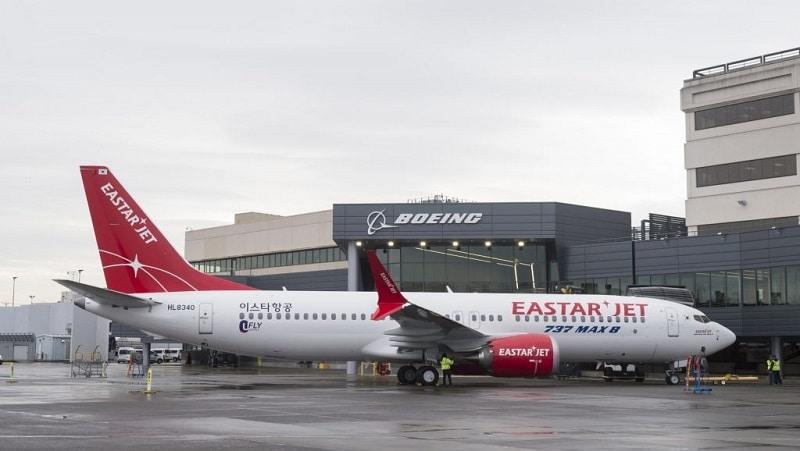 Обзор бюджетной южнокорейской авиакомпании Eastar Jet