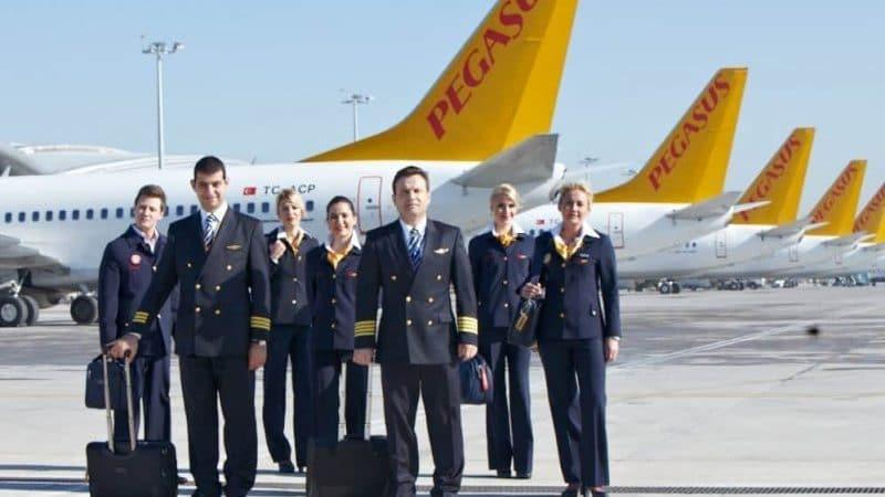 Один из крупнейших европейских лоукостеров - турецкая авиакомпания Pegasus Airlines